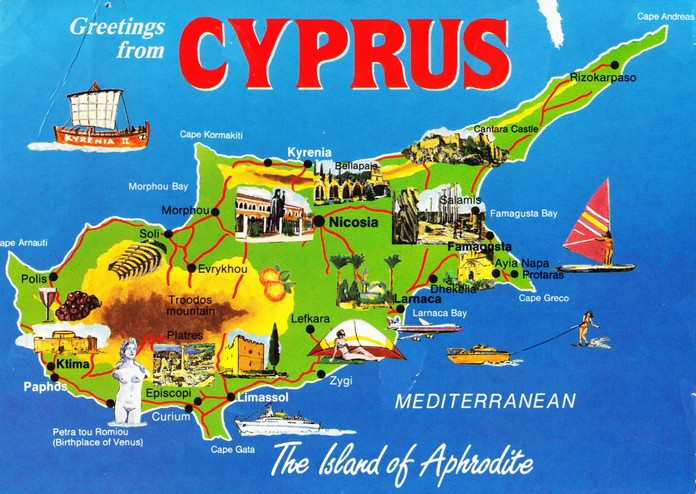 Top 10 most beautiful places to visit in cyprus best of greece just south of greece and in the middle of the mediterranean sea is the island of cyprus the island is a mixing pot of cultures that is technically gumiabroncs Images
